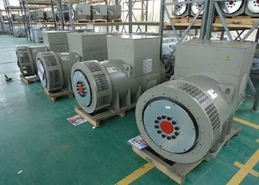 Cina Portable Permanent Magnet Alternator 350kva AC Diesel Excitation Distributor